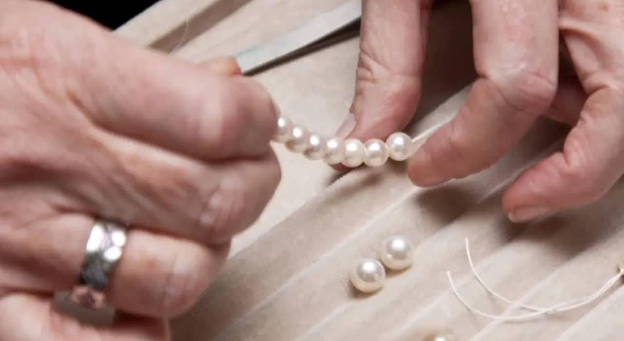 infilature-collane-fili-perle-professionali-laboratorio-orafo-roma-flambojan